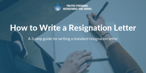 Whats A Resignation Letter from www.polytec.co.uk